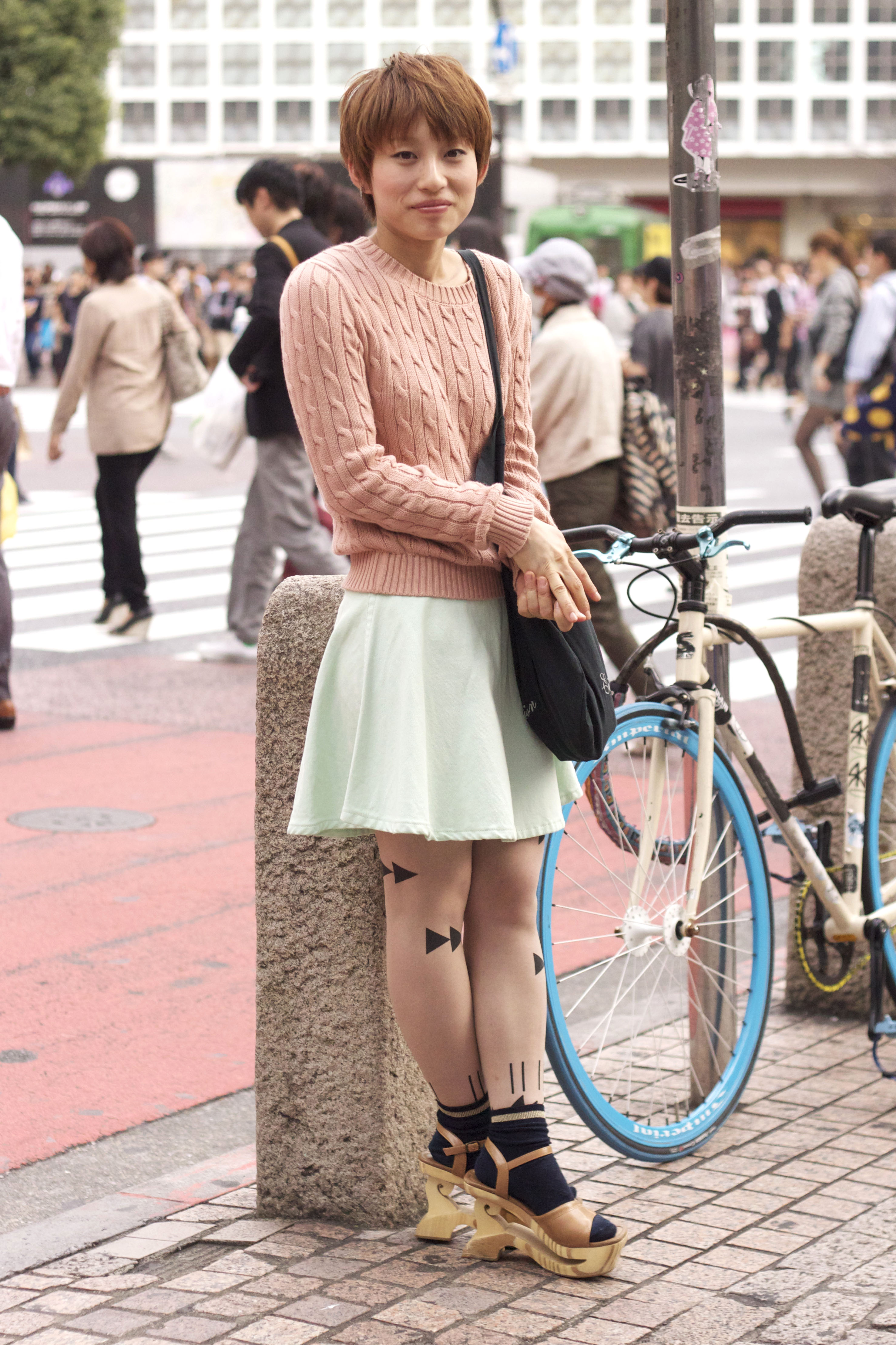 Japan Fashion Week Street Style